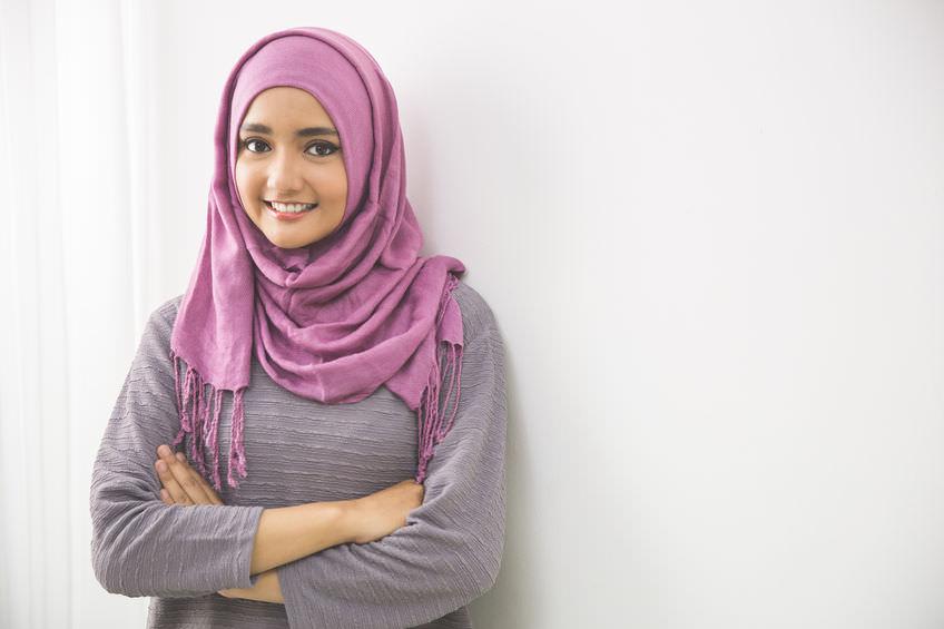 female hair loss in hijabi women