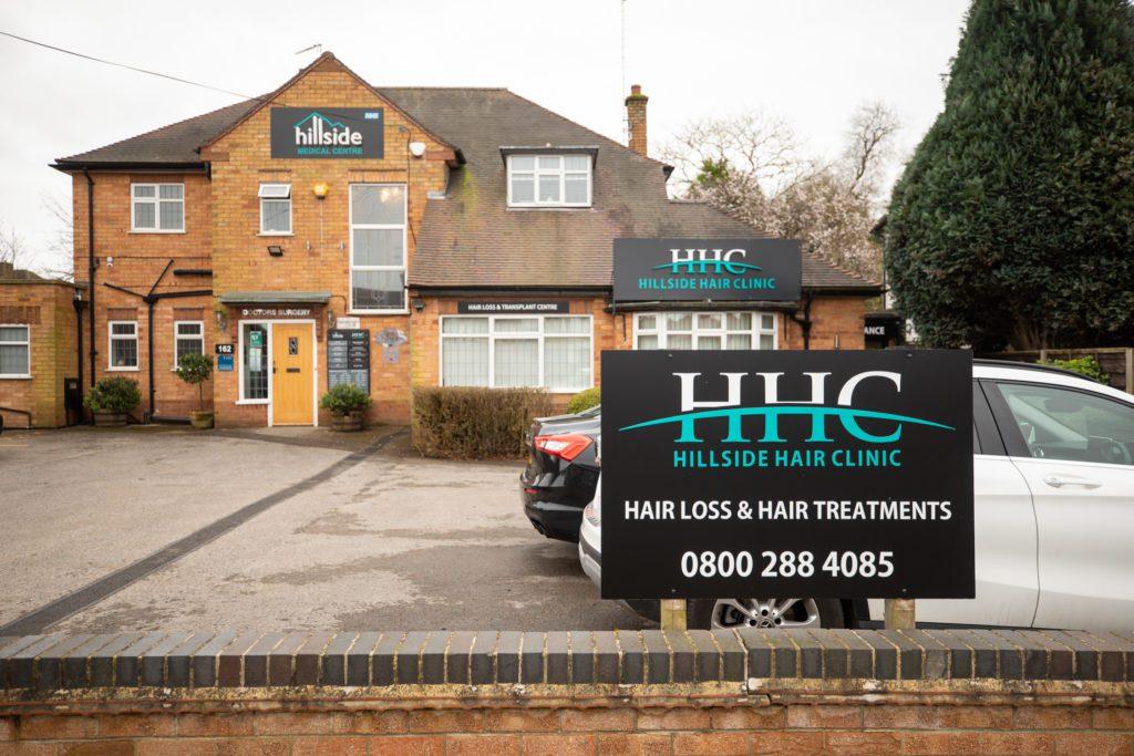 Hillside Hair Clinic