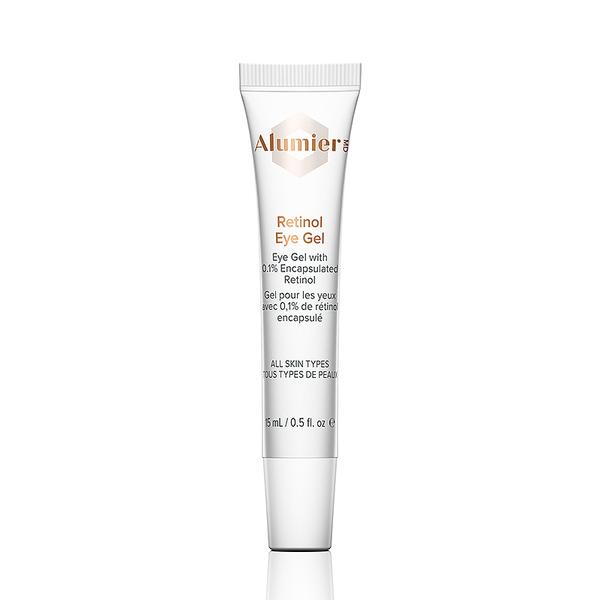 Retinol eye gel with 0.1% encapsulated retinol