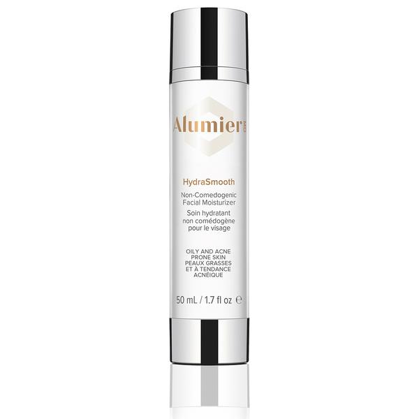 HydraSmooth non-comedogenic facial moisturizer