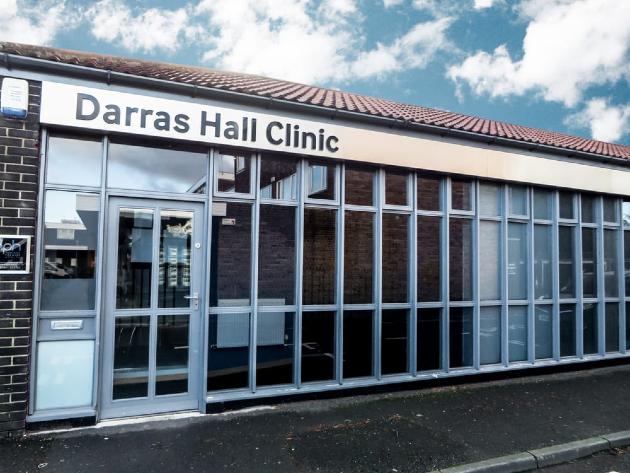 Newcastle Darras Hall Clinic 1