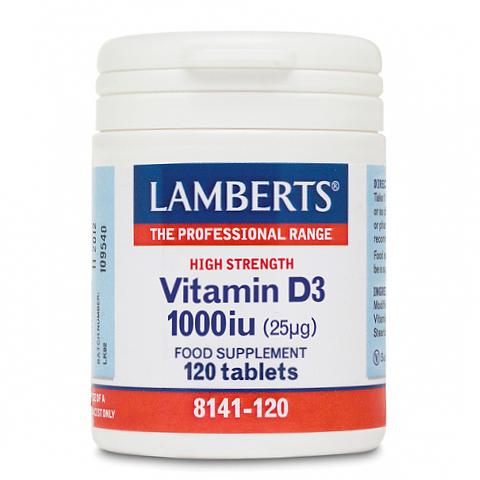 Vitamin-D3 Supplements